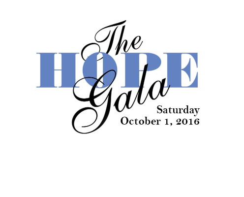 Hope Gala, 10/1/16